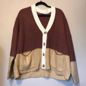 Sweaters - ADORABLE Button Up Sweater